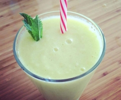 Sour Apple Smoothie