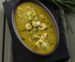 Shrimp Stew (Moqueca de Camarao)