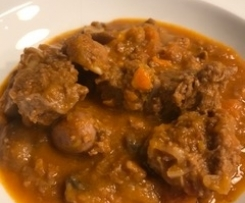 Italian Beef and Sausage Casserole