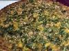 Methi Bhaaji & Corn Tart