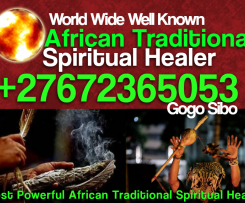 African Traditional Spiritual Healer +27672365053