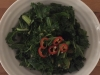 Kale, Stir Fried Chinese Style