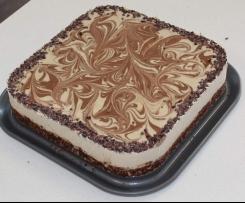 Tirawmisu cheesecake