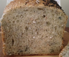 Simple Seeded Bread