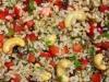 The Best Oriental Brown Rice Salad