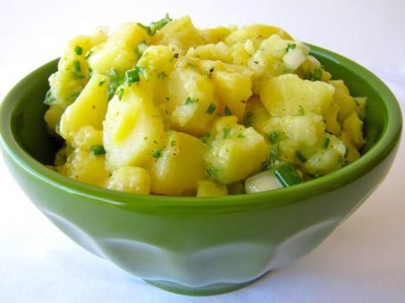 german style potato salad recipe