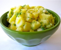Heidi's German potato salad # 1