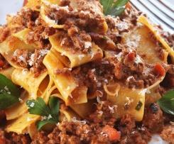 Hidden Veggie Bolognese sauce