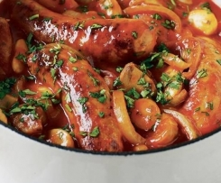 Best sausage casserole
