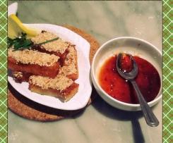 Chinese prawn toast