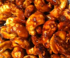 Chilli Cashews
