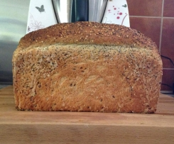 Easy Wholemeal Linseed Loaf