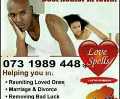 Lost Lover-Traditional Healers +27731989448-Financial Solution-Win Lotto in Welkom-Port Elizabeth-Butteworth-Ladysmith-Empangeni-Kempton Park