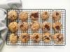 Choc Chunk Cookies with Barley and Puffed rice