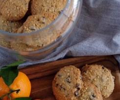 Choc Chip Oat and Quinoa Cookies