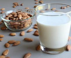 Yasmin's Best Almond Milk