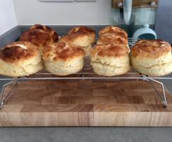 Sweet Light Scones