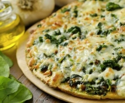Charlie's Paleo Pizza Base