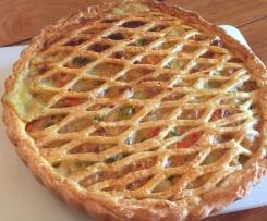 Chicken & Vegetable Pie