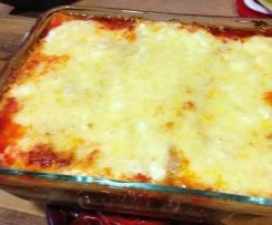 Grain-Free Lasagne (Low carb, gluten free)
