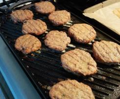 Paleo Beef Burgers