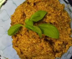 sun dried tomatoes pesto