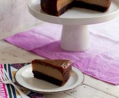 Chocolate Dulche De Leche Cake