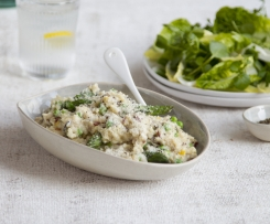 Two Grain Vegetable Risotto