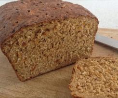 Wholemeal Breakfast Bread