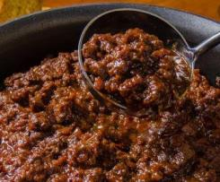 The Best Boozy Chilli Con Carne