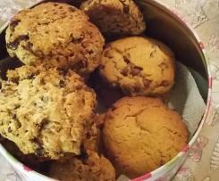 Healthier hobnob style cookies